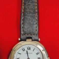 Relojes - Cartier: SANTOS DE CARTIER-DAMA. Lote 183270848