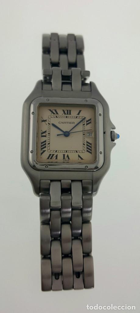 Relojes - Cartier: CARTIER MOD.PANTHÈRE SEÑORA- COMO NUEVO - Foto 2 - 183748736