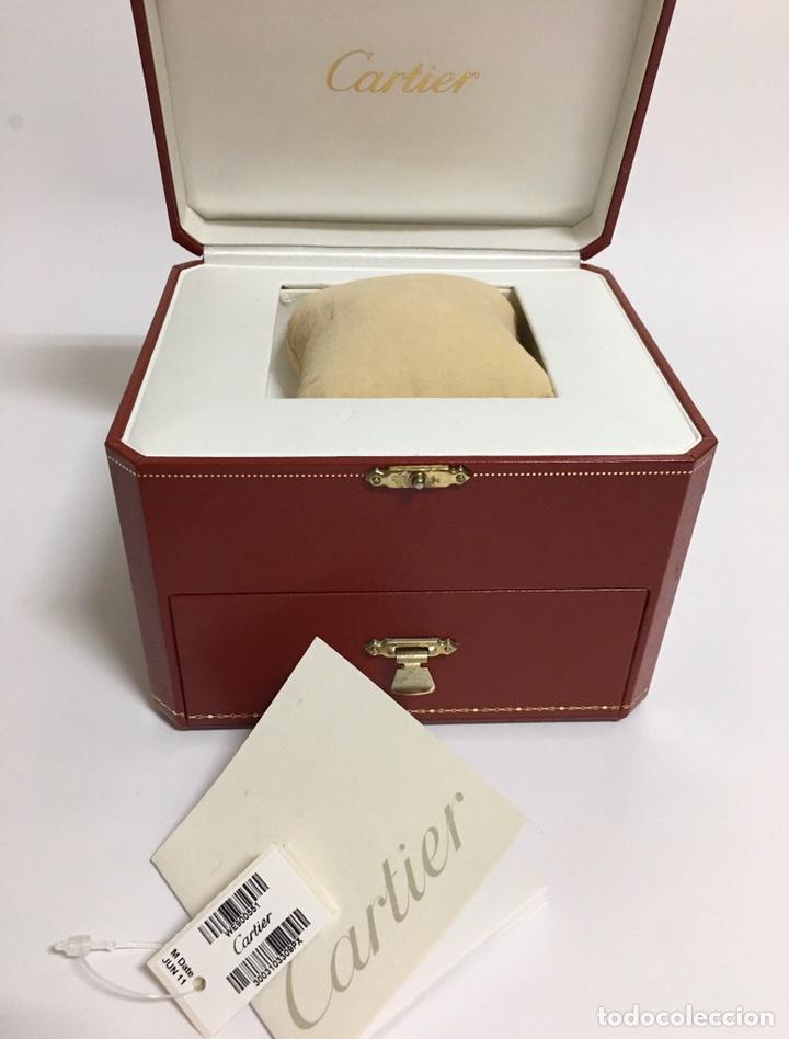 Relojes - Cartier: CARTIER ESTUCHE DE RELOJ - Foto 4 - 187538860