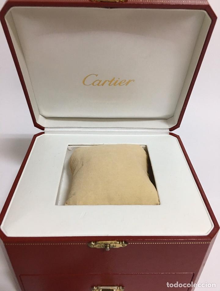Relojes - Cartier: CARTIER ESTUCHE DE RELOJ - Foto 5 - 187538860