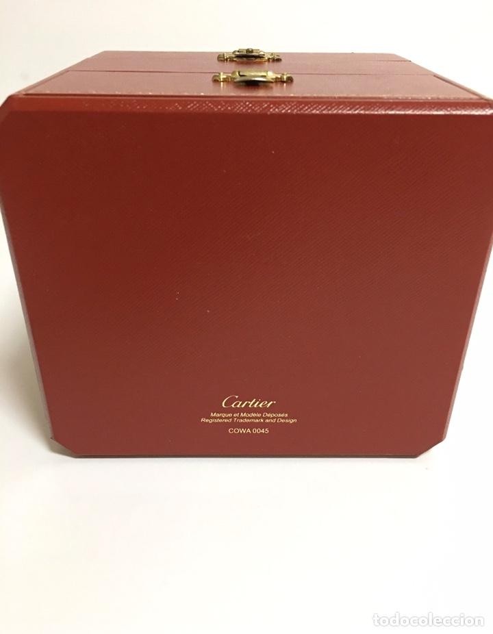 Relojes - Cartier: CARTIER ESTUCHE DE RELOJ - Foto 11 - 187538860