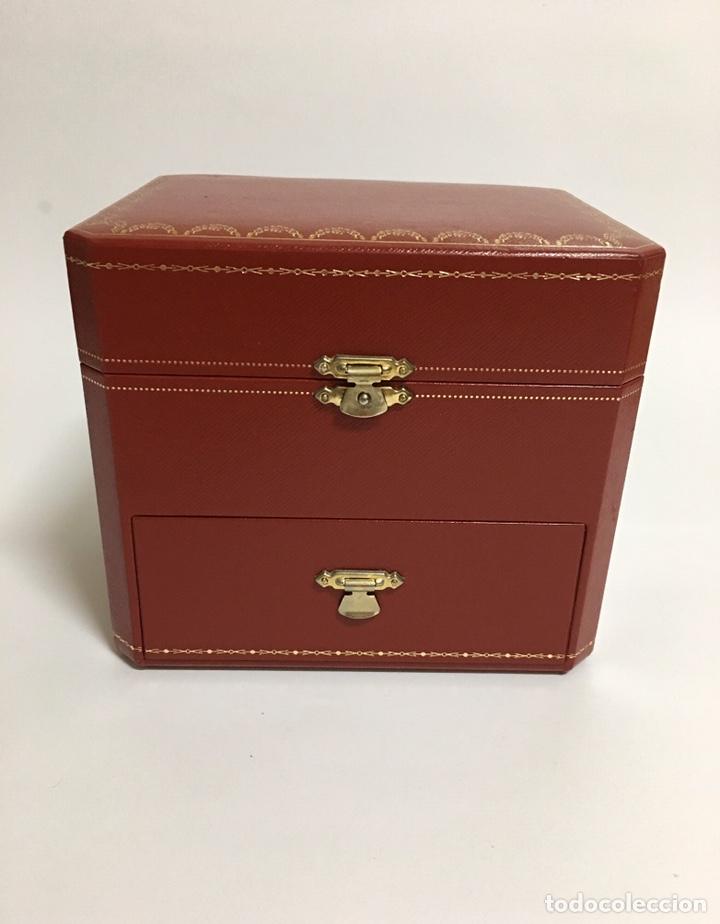 Relojes - Cartier: CARTIER ESTUCHE DE RELOJ - Foto 12 - 187538860