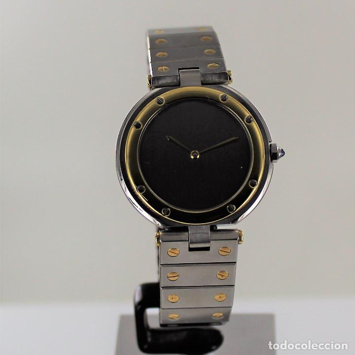 Relojes - Cartier: RELOJ CATIER VENDOME ACERO Y ORO 18 K - Foto 2 - 189135361