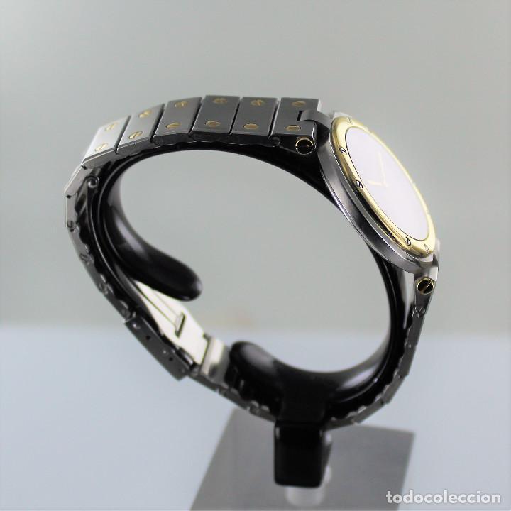 Relojes - Cartier: RELOJ CATIER VENDOME ACERO Y ORO 18 K - Foto 3 - 189135361
