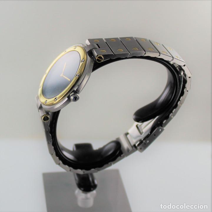 Relojes - Cartier: RELOJ CATIER VENDOME ACERO Y ORO 18 K - Foto 4 - 189135361