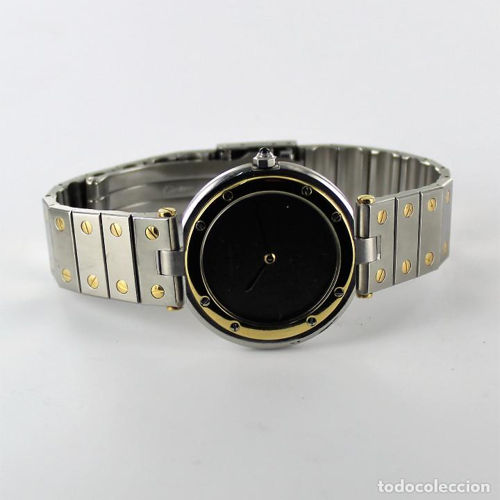 Relojes - Cartier: RELOJ CATIER VENDOME ACERO Y ORO 18 K - Foto 5 - 189135361