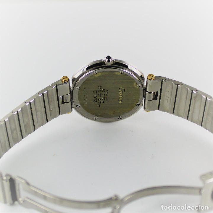 Relojes - Cartier: RELOJ CATIER VENDOME ACERO Y ORO 18 K - Foto 6 - 189135361