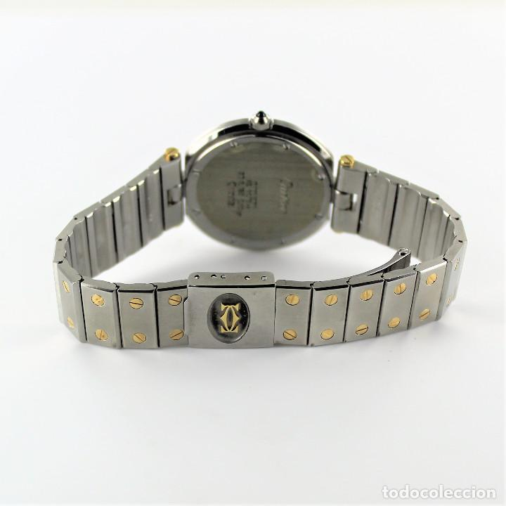 Relojes - Cartier: RELOJ CATIER VENDOME ACERO Y ORO 18 K - Foto 7 - 189135361