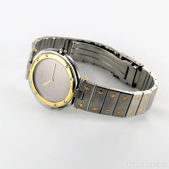 Relojes - Cartier: RELOJ CATIER VENDOME ACERO Y ORO 18 K - Foto 8 - 189135361