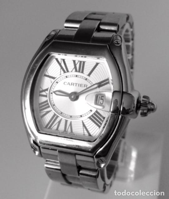 CARTIER ROADSTER ¡¡¡COMO NUEVO!!! (Relojes - Relojes Actuales - Cartier)
