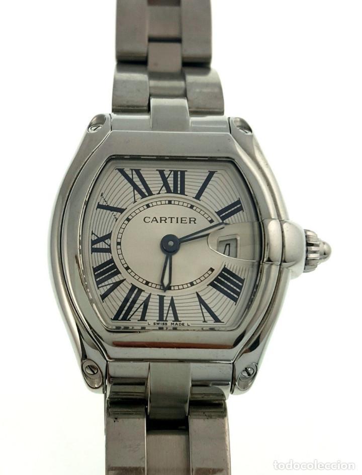 Relojes - Cartier: CARTIER ROADSTER ¡¡¡COMO NUEVO!!! - Foto 2 - 189602841