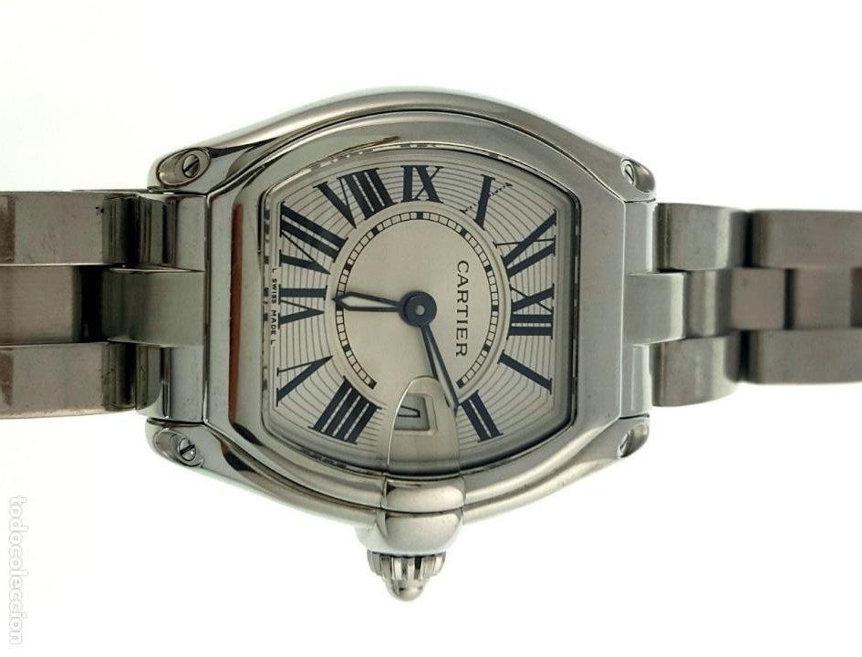 Relojes - Cartier: CARTIER ROADSTER ¡¡¡COMO NUEVO!!! - Foto 3 - 189602841