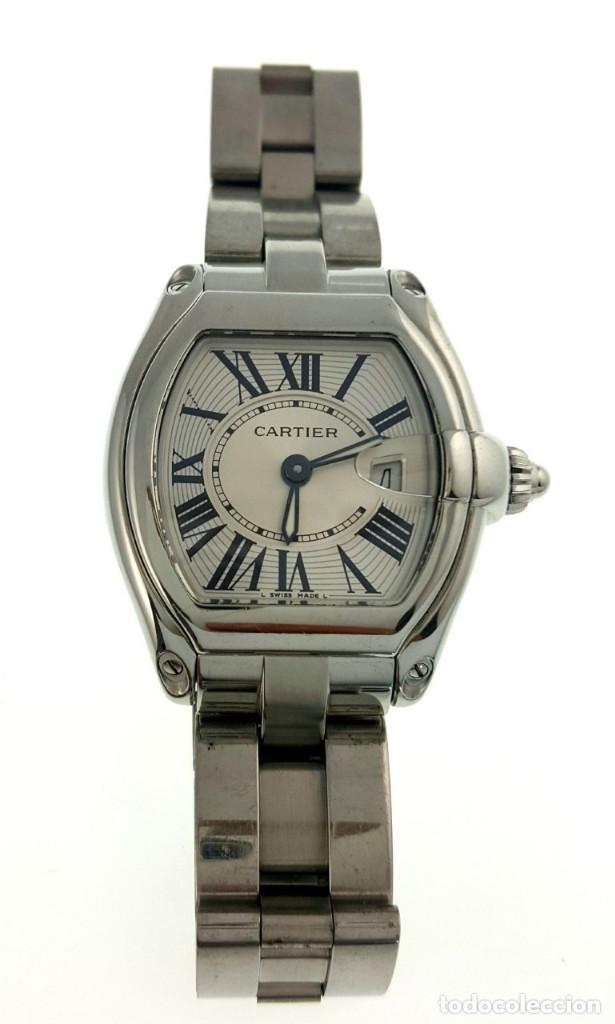 Relojes - Cartier: CARTIER ROADSTER ¡¡¡COMO NUEVO!!! - Foto 4 - 189602841