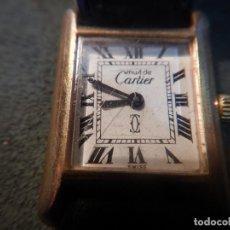 Relojes - Cartier: RELOJ CARTIER. Lote 190312497
