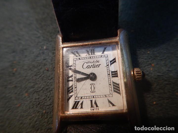 Relojes - Cartier: Reloj cartier - Foto 6 - 190312497