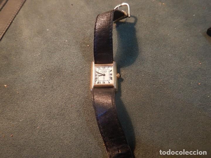 Relojes - Cartier: Reloj cartier - Foto 7 - 190312497