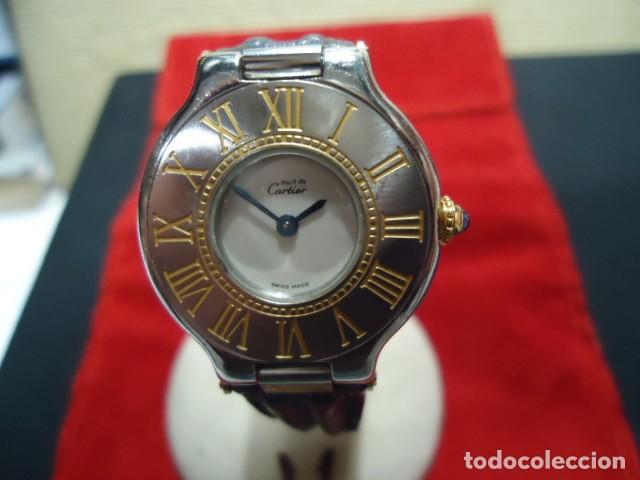 Relojes - Cartier: Reloj pulsera Cartier Must 21 - Foto 3 - 190445355