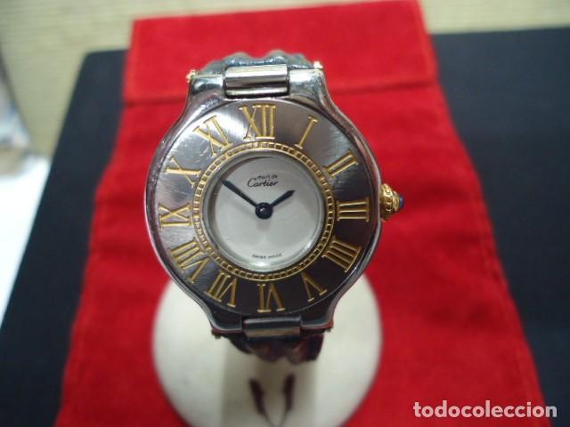 Relojes - Cartier: Reloj pulsera Cartier Must 21 - Foto 4 - 190445355