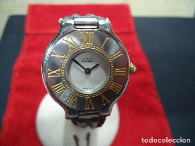 Relojes - Cartier: Reloj pulsera Cartier Must 21 - Foto 5 - 190445355