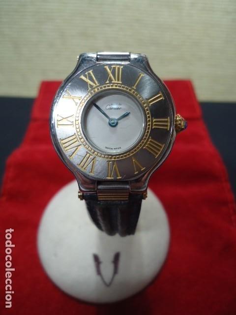 Relojes - Cartier: Reloj pulsera Cartier Must 21 - Foto 6 - 190445355