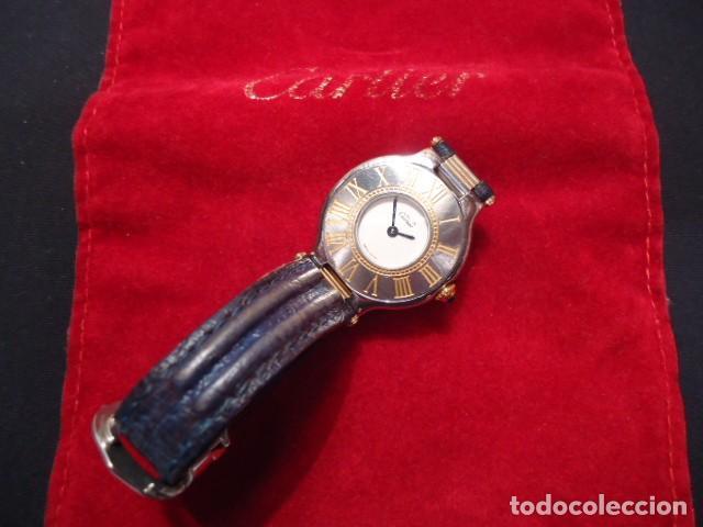 Relojes - Cartier: Reloj pulsera Cartier Must 21 - Foto 7 - 190445355