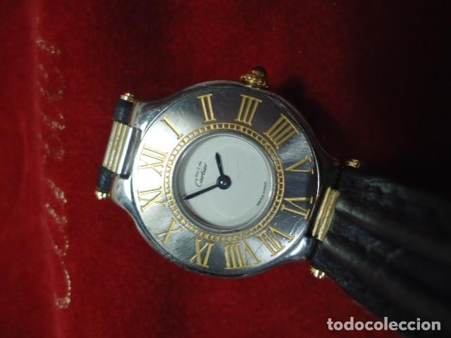 Relojes - Cartier: Reloj pulsera Cartier Must 21 - Foto 8 - 190445355