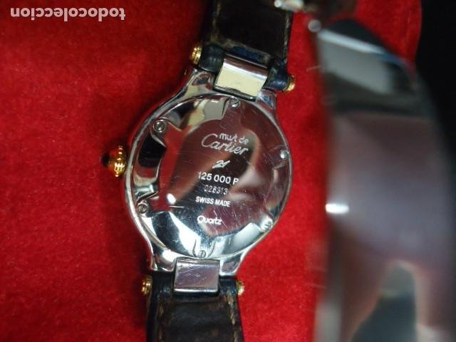 Relojes - Cartier: Reloj pulsera Cartier Must 21 - Foto 15 - 190445355