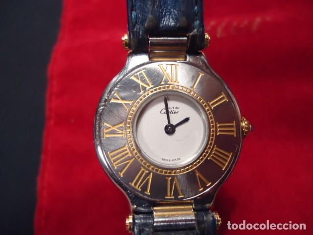 Relojes - Cartier: Reloj pulsera Cartier Must 21 - Foto 19 - 190445355