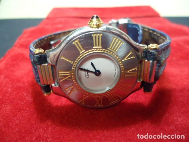 Relojes - Cartier: Reloj pulsera Cartier Must 21 - Foto 20 - 190445355