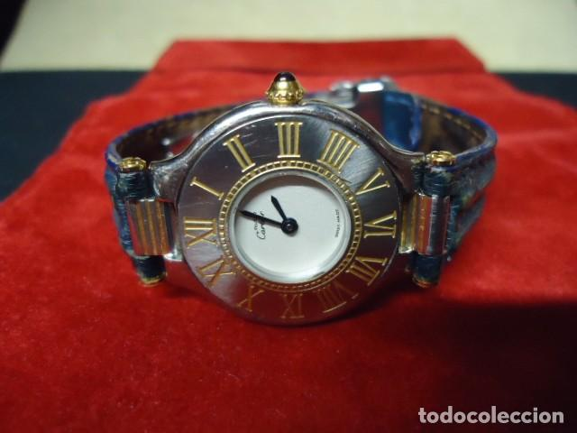 Relojes - Cartier: Reloj pulsera Cartier Must 21 - Foto 21 - 190445355