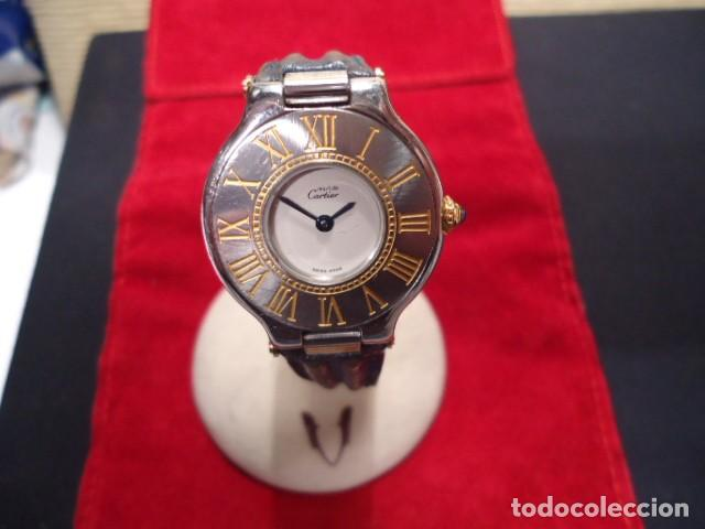 Relojes - Cartier: Reloj pulsera Cartier Must 21 - Foto 22 - 190445355