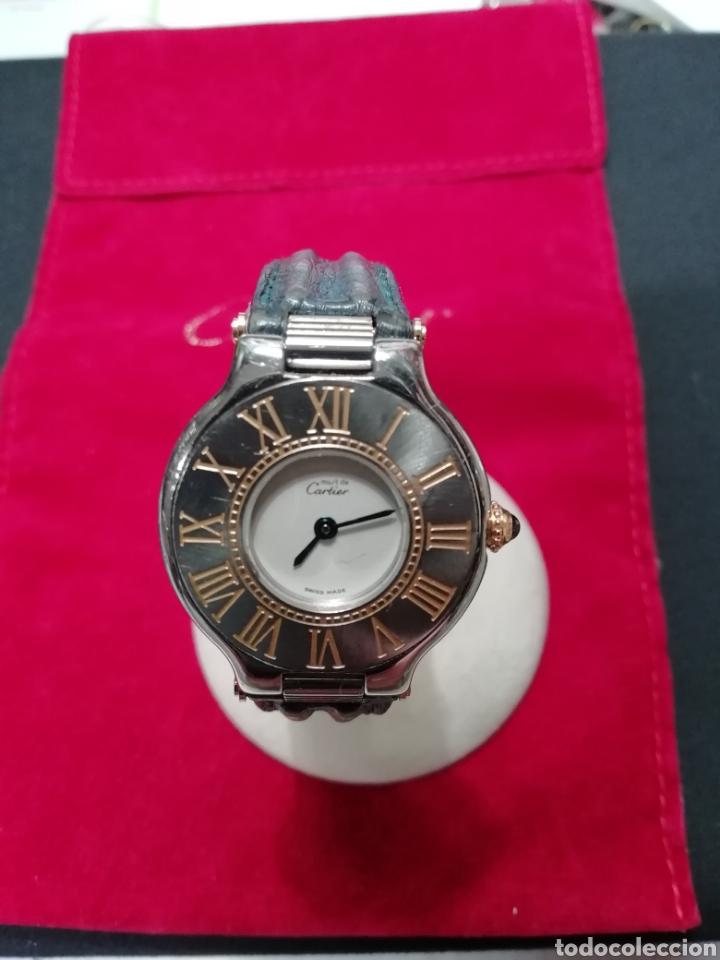 Relojes - Cartier: Reloj pulsera Cartier Must 21 - Foto 23 - 190445355