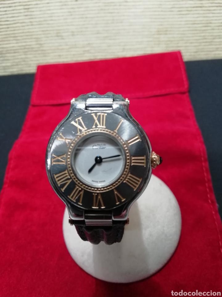 Relojes - Cartier: Reloj pulsera Cartier Must 21 - Foto 25 - 190445355