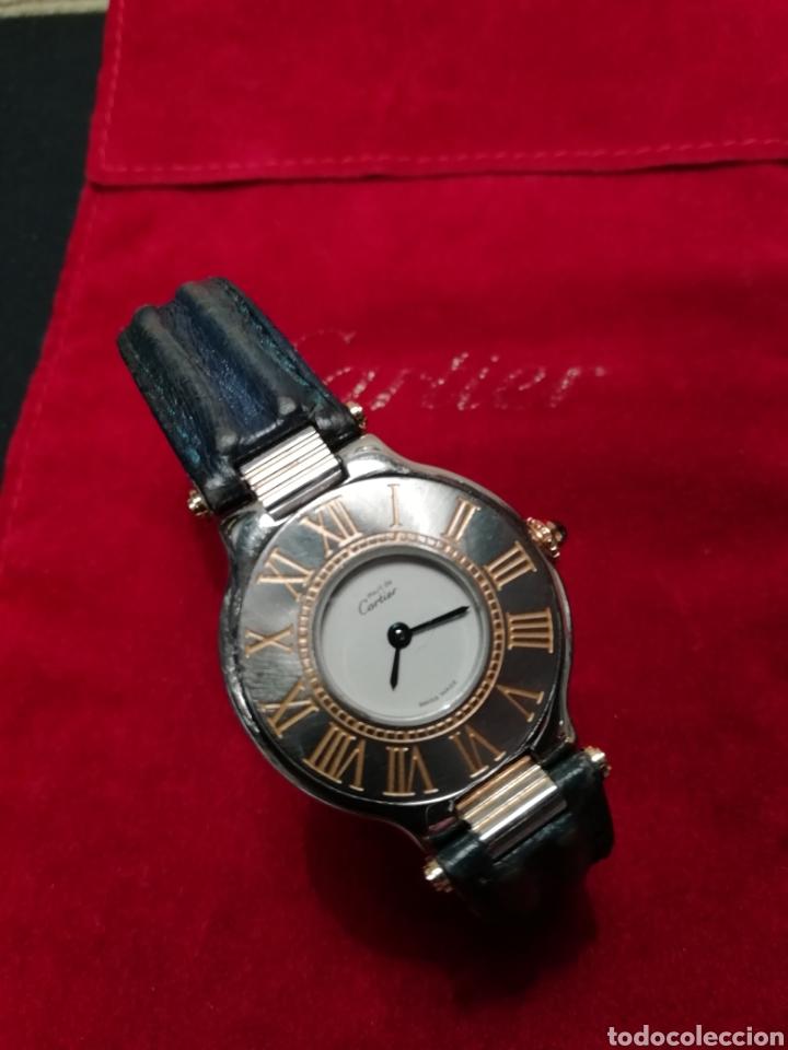 Relojes - Cartier: Reloj pulsera Cartier Must 21 - Foto 2 - 190445355