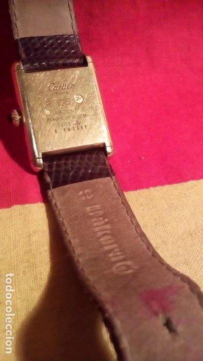 Relojes - Cartier: RELOJ CARTIER - PARIS . - Foto 5 - 191919623