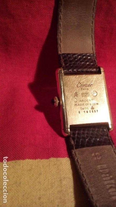 Relojes - Cartier: RELOJ CARTIER - PARIS . - Foto 6 - 191919623