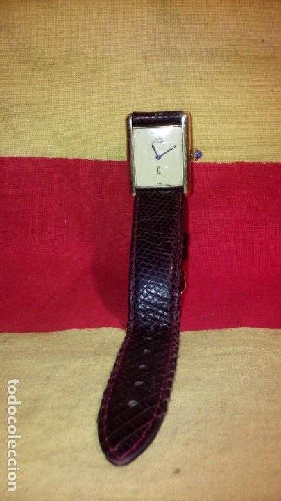 Relojes - Cartier: RELOJ CARTIER - PARIS . - Foto 7 - 191919623