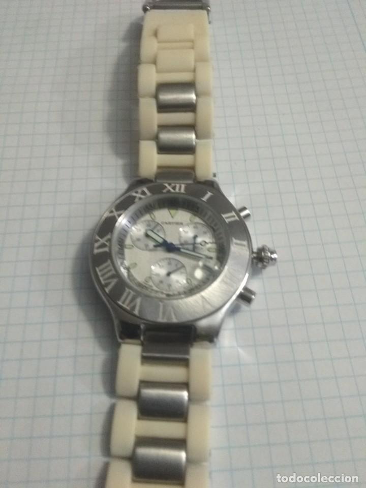 Relojes - Cartier: Reloj cartier - Foto 8 - 166291814