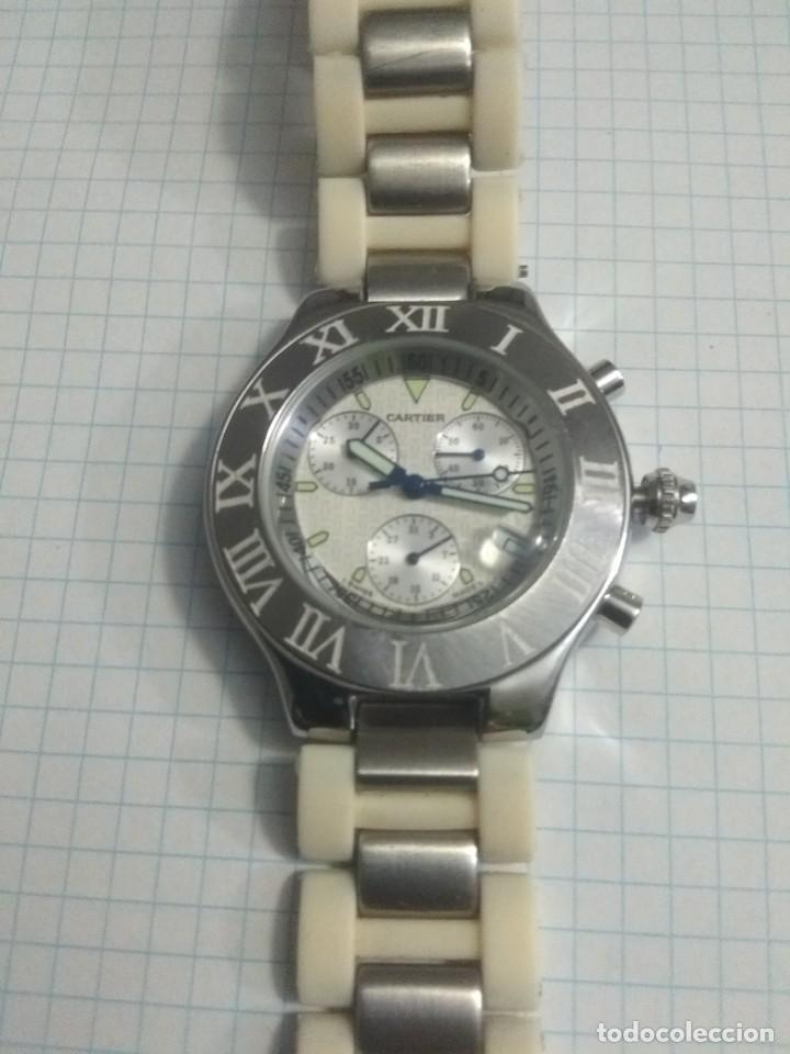 Relojes - Cartier: Reloj cartier - Foto 11 - 166291814