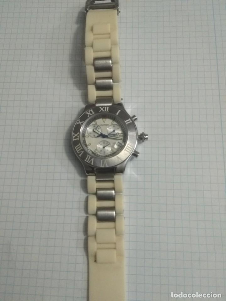 Relojes - Cartier: Reloj cartier - Foto 12 - 166291814