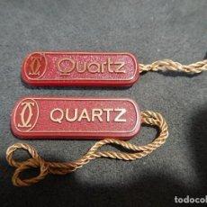 Relojes - Cartier: ETIQUETAS . Lote 195482330