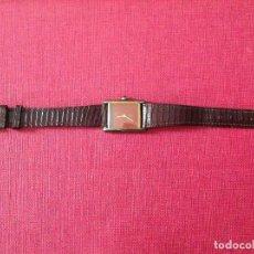 Relógios - Cartier: RELOJ CARTIR CUERDA AÑOS 70 O 80. CAJA DE PLATA DE 925. BAÑO DE 20 MICRONES DESGASTADO DE USO. Lote 196071827