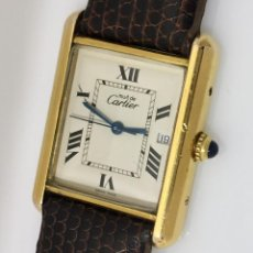 Relojes - Cartier: CARTIER TANK. Lote 198578313