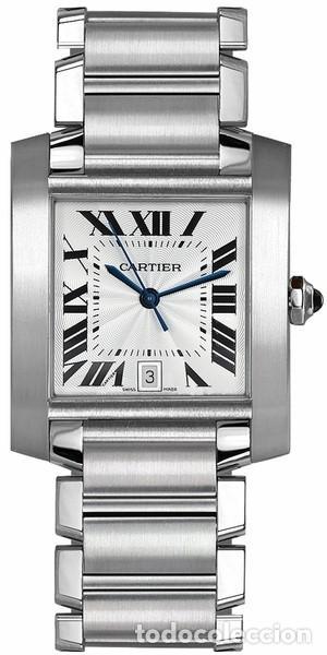CARTIER TANK XXL (Relojes - Relojes Actuales - Cartier)