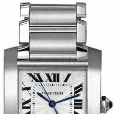 Relojes - Cartier: CARTIER TANK XXL. Lote 200178146
