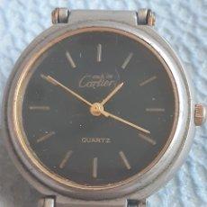 Relojes - Cartier: RELOJ DE PULSERA CARTIER. Lote 199945020