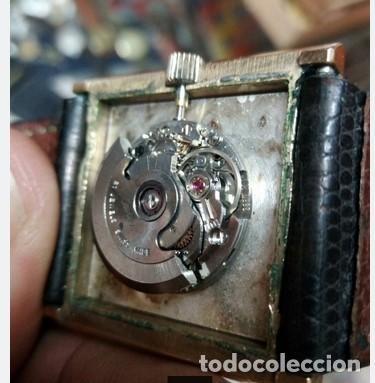 Relojes - Cartier: Reloj CARTIER Santos automatic 2651 K1.RARO Y UNICO .Hecho EXCLUSIVO para CLIENTE - Foto 5 - 204537028