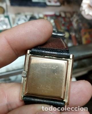 Relojes - Cartier: Reloj CARTIER Santos automatic 2651 K1.RARO Y UNICO .Hecho EXCLUSIVO para CLIENTE - Foto 3 - 204537028