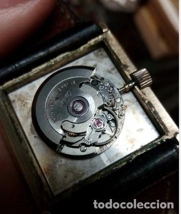 Relojes - Cartier: Reloj CARTIER Santos automatic 2651 K1.RARO Y UNICO .Hecho EXCLUSIVO para CLIENTE - Foto 6 - 204537028