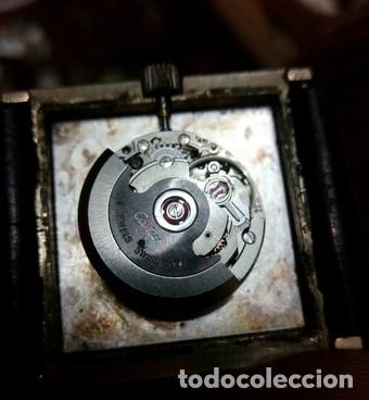 Relojes - Cartier: Reloj CARTIER Santos automatic 2651 K1.RARO Y UNICO .Hecho EXCLUSIVO para CLIENTE - Foto 7 - 204537028